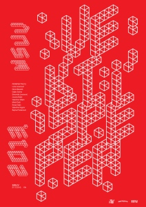 Perspektive12 - dizajn plakata Dušan Zaklan