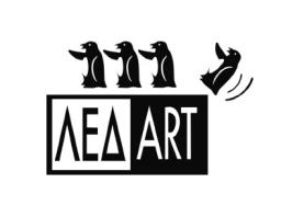 Led art - logo