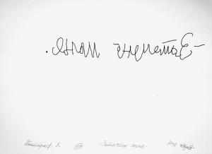 Vladimir Ilic ,,Zateceno manje''